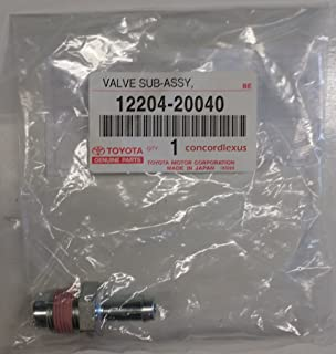 Lexus 12204-20040, PCV Valve