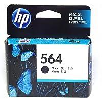 HP Ink Cartridge 564 - Print Cartridge - 1 x Black - 250 Pages, (CB316WA)