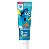Crest Pro-Health Stages Kids Toothpaste Featuring Disney Pixars Finding Dory, 100 ml
