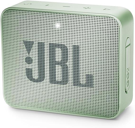JBL GO2 Waterproof Ultra Portable Bluetooth Speaker - Mint