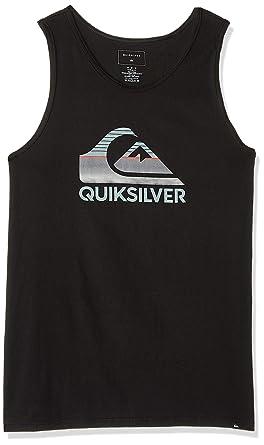 ab590264376be0 Amazon.com  Quiksilver Men s Waves Tank  Clothing