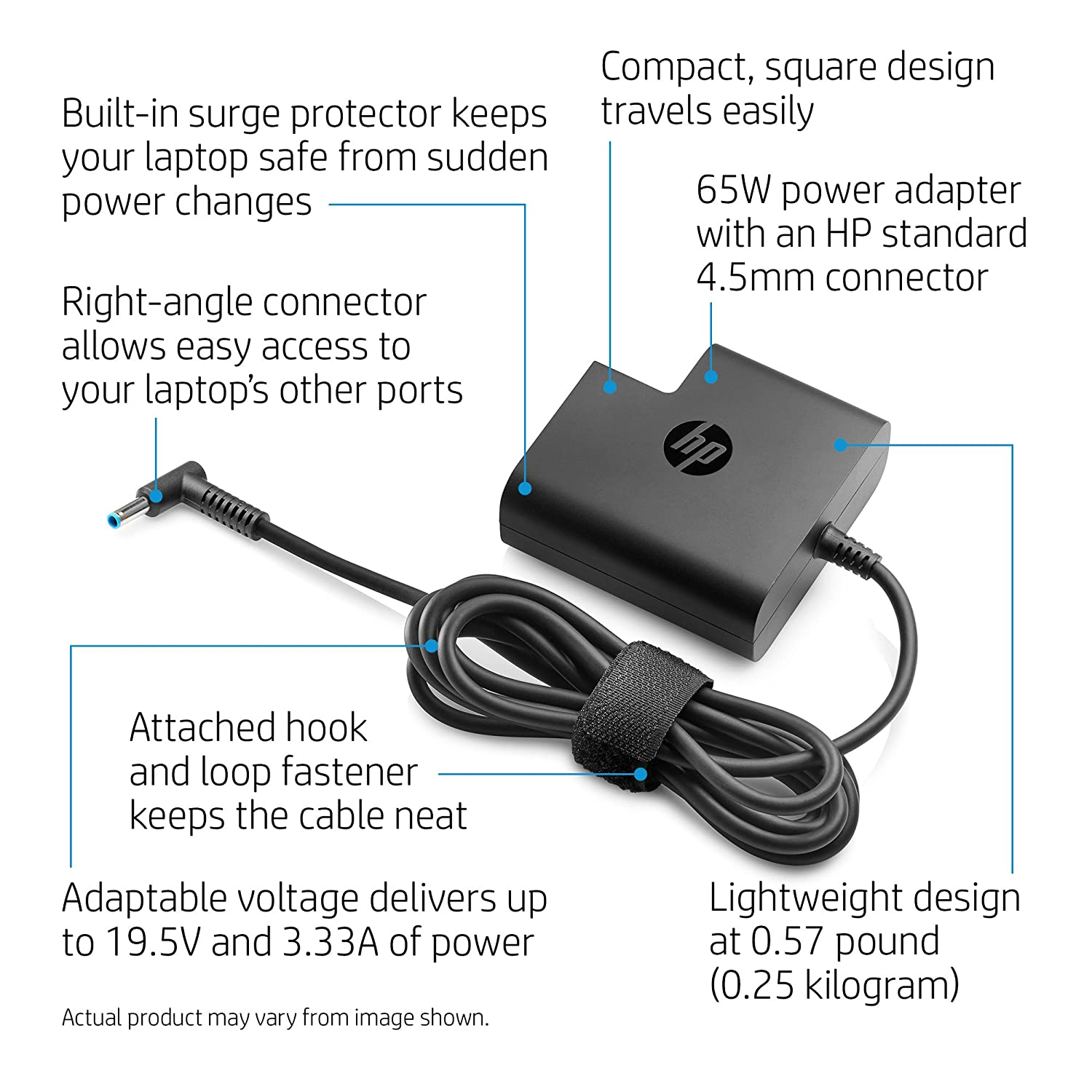 Hp notebook charger amazon
