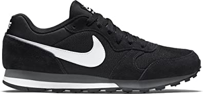 Nike Men's Black Running Shoes - 7 D( M ) Us
