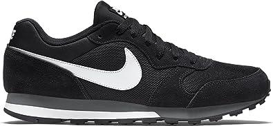 info for f832f abddb Nike MD Runner 2, Baskets mode homme - Noir (Black White-Anthracite