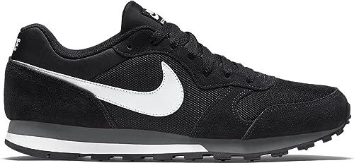 afe7477ff Nike MD Runner II 749794-010, Chaussures de Running Homme
