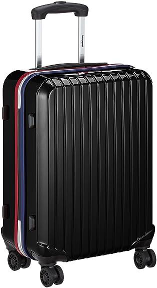 a35c71c7cd Amazon | [ルコックスポルティフ] スーツケース レンヌIII ブラック | le ...