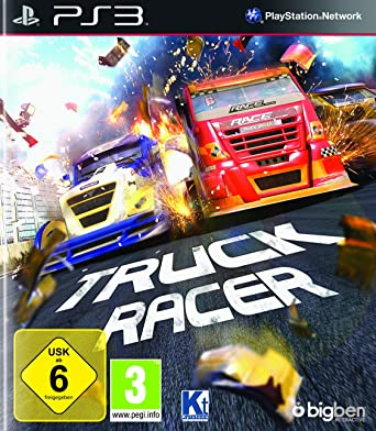 Image result for Truck Racer PS3 images