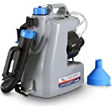 AlphaWorks Fogger Machine Disinfectant ULV Sprayer IMPROVED Corded Back Pack Mist Duster 3GAL Mist Blower Adjustable Particle