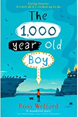 The 1,000-year-old Boy Kindle Edition