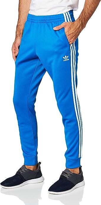 adidas SST TP - Pantalones de Deporte Hombre: Amazon.es: Ropa y ...