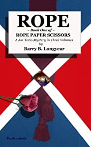 ROPE Book One of Rope Paper Scissors (Joe Torio Mystery)
