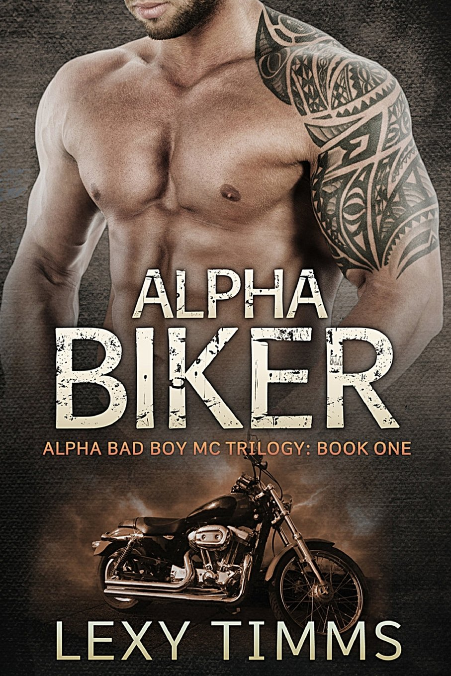 Alpha Biker Motorcycle Romance Triology product image