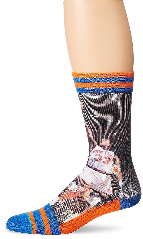 Stance New York Knicks Patrick Ewing Hardwood Classics NBA Legends Socken Stance Patrick Ewing M320A13PAT