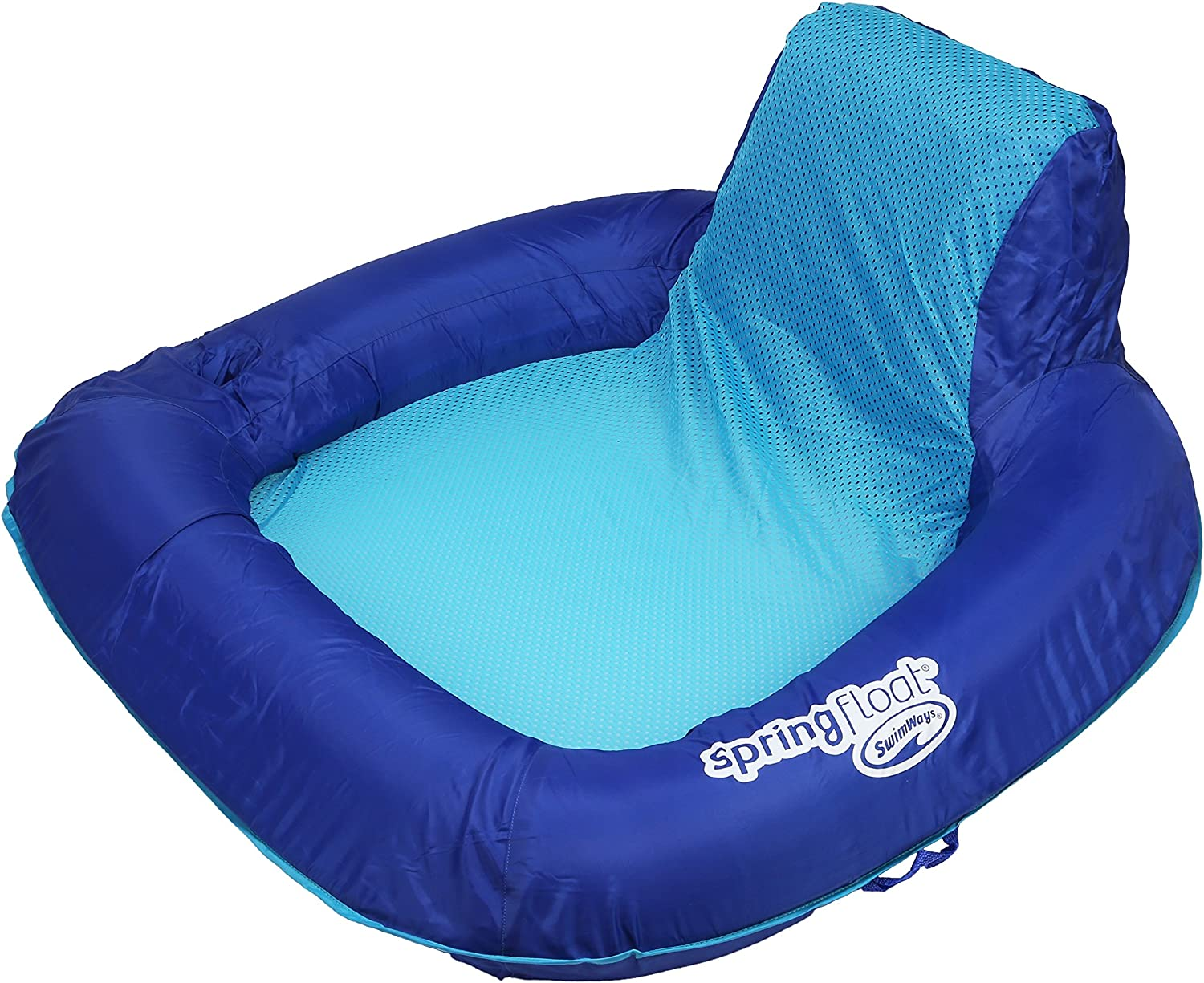 Spring Float Sunseat Floating Pool Lounge Chair For Floatinng Seat New