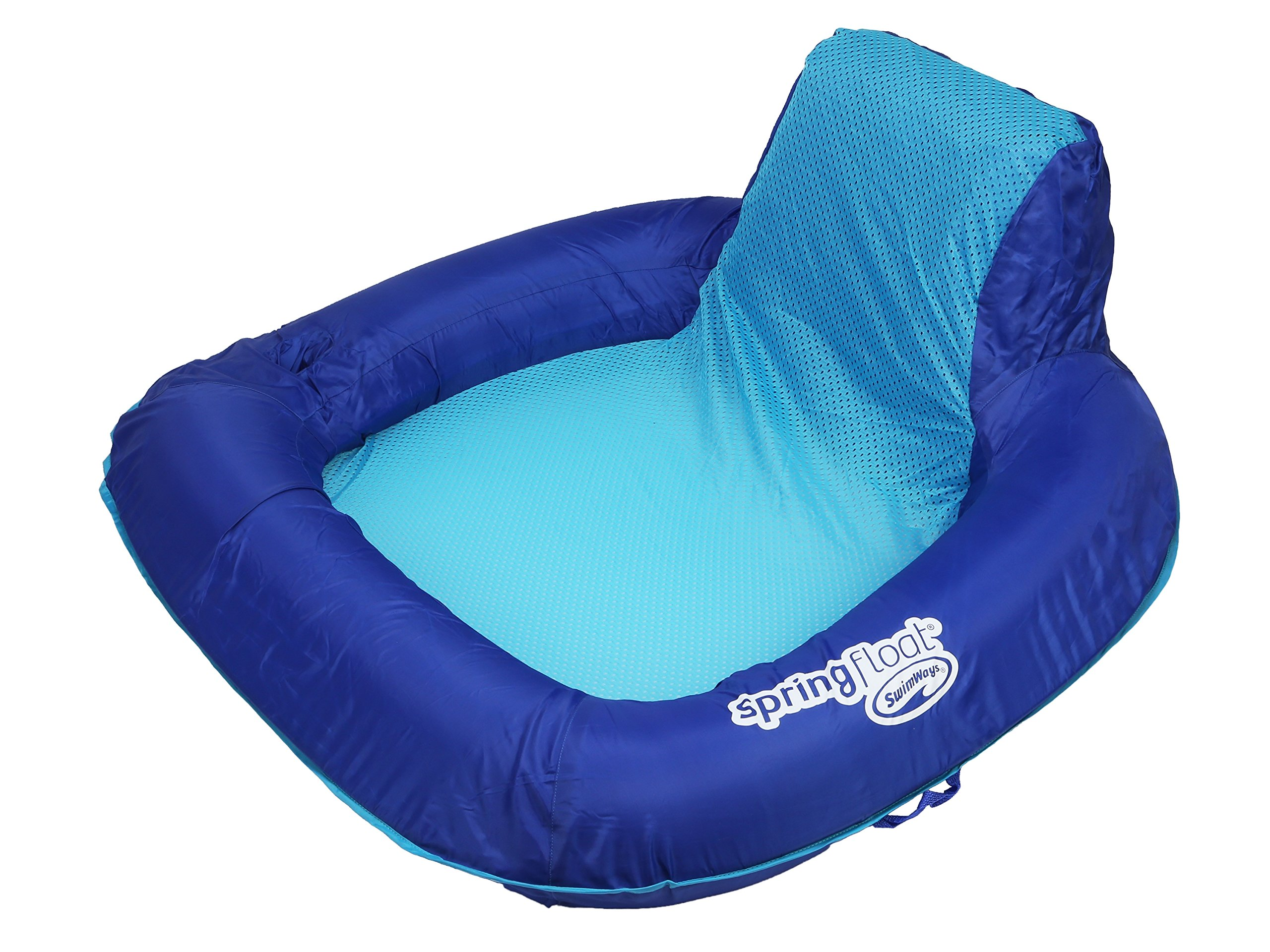 SwimWays Spring Float Sun Seat Pool Chair