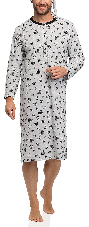 Timone Mens Night Shirt 008 v2