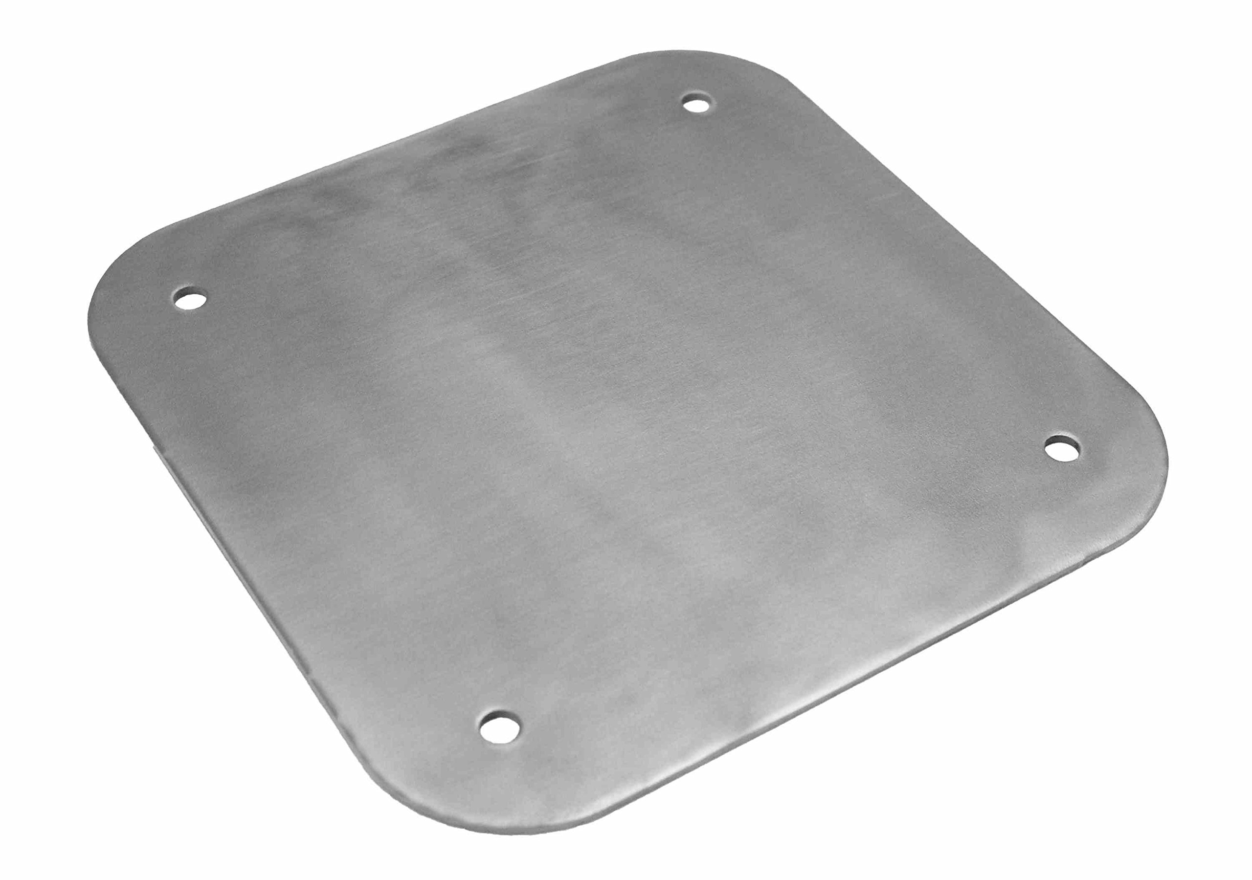 MMP-2 Magnetic Stainless Steel Boat Mount Plate(-black)