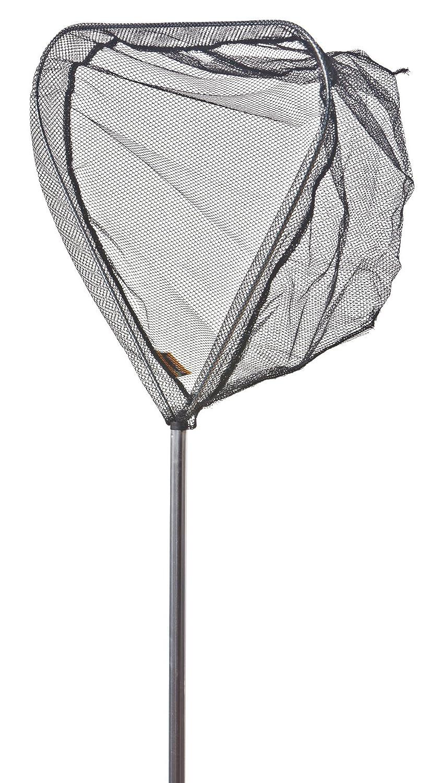 Heissner tz306–00Épuisette avec manche télescopique 110–180cm TZ306-00