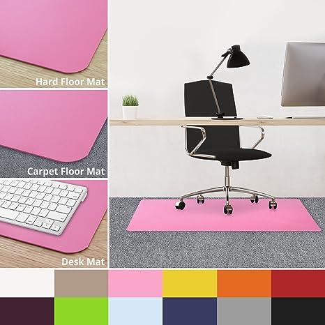 amazon com casa pura office chair mats for carpeted floors 30