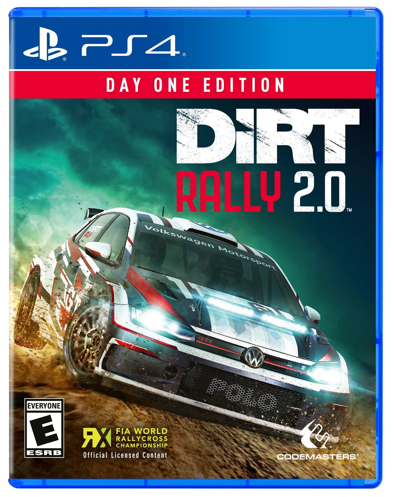 DiRT Rally 2.0 - PlayStation 4