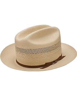02ab7a21691 Stetson Men s 6X Open Road Fur Felt Cowboy Hat at Amazon Men s ...
