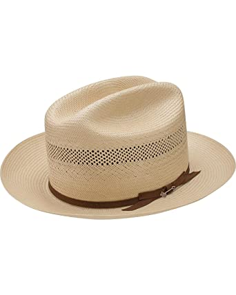2c9ed987d981c Stetson Men s Open Road Hat at Amazon Men s Clothing store