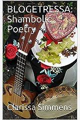 BLOGETRESSA: Shambolic Poetry Kindle Edition