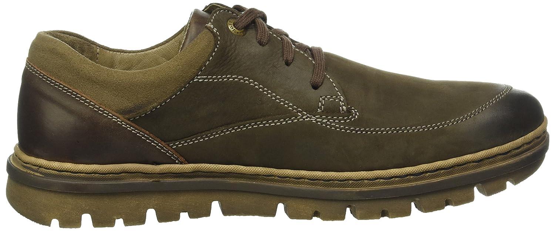 Josef SeibelSmu-William - Zapatos Derby Hombre, Color Marrón, Talla 40 amazon-shoes el-negro Zapatos derby