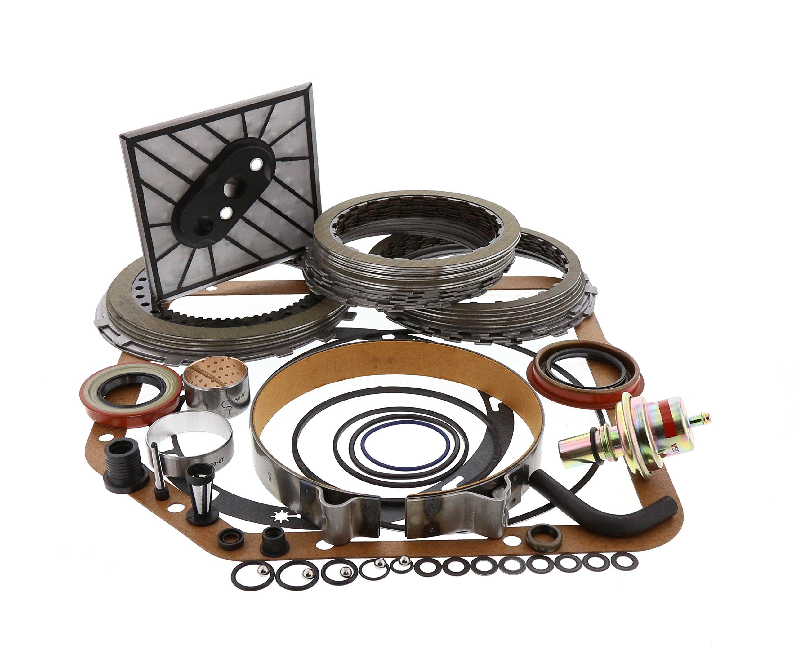 TH350 Alto Transmission Master Rebuild Kit Level 2