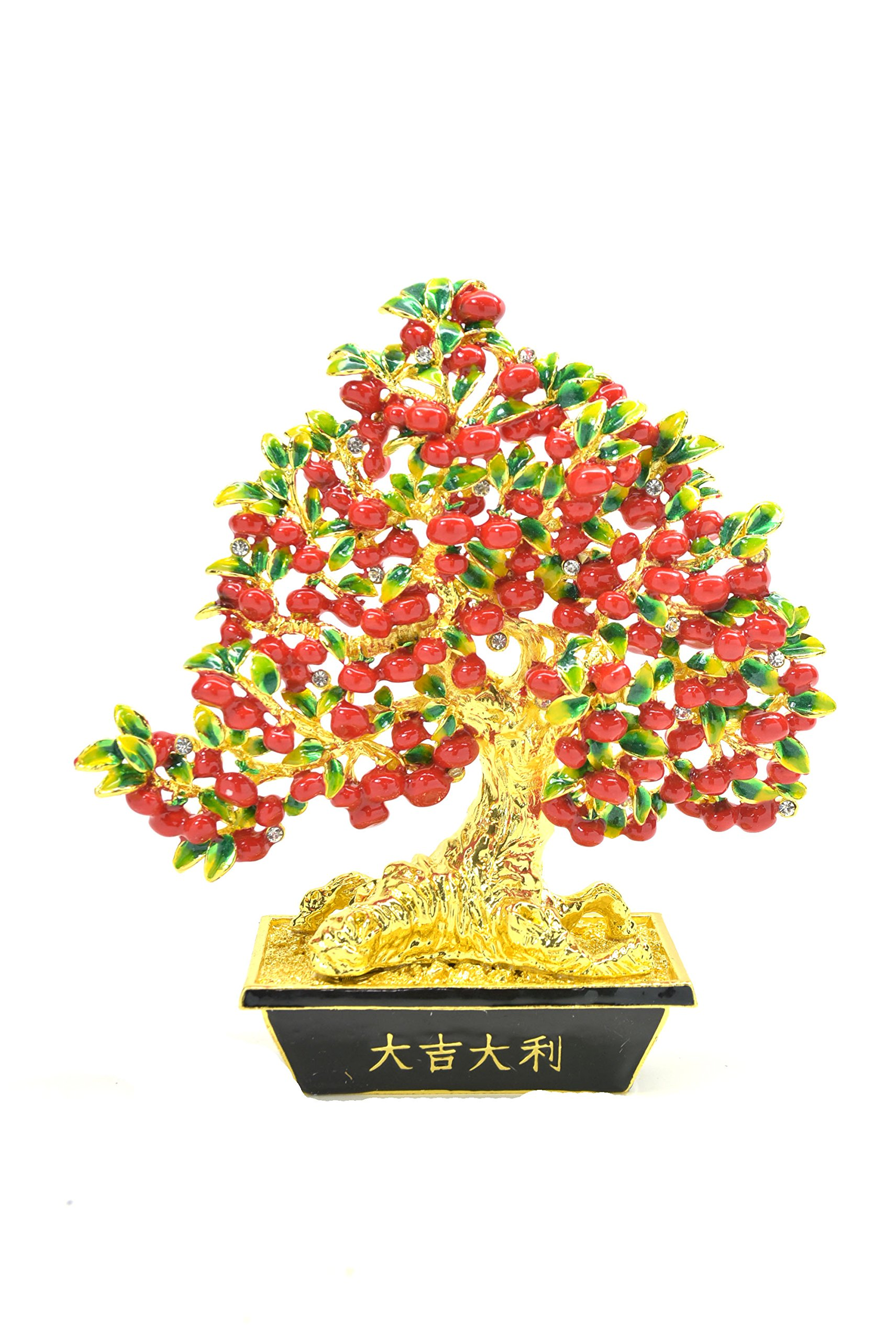 2018 feng shui BEJEWELED 108 LIME TREE