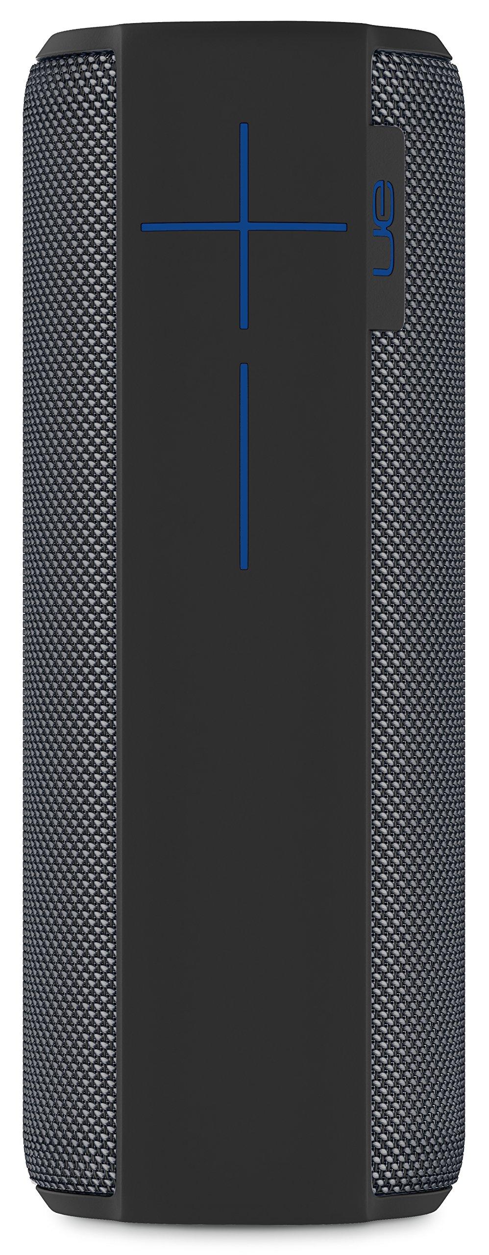 UE MEGABOOM Charcoal Black Wireless Mobile Bluetooth Speaker (Waterproof and Shockproof) by Ultimate Ears (Image #1)
