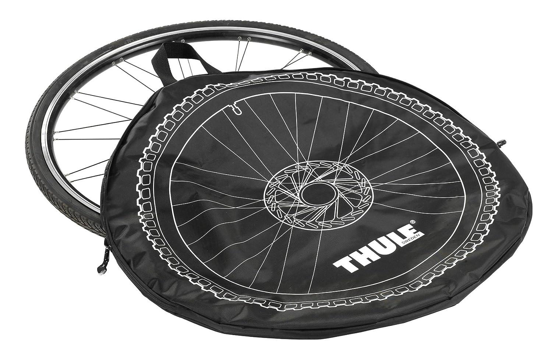 Thule 563000 - Bolsa para ruedas de bicicletas (tamaño XL), color negro Thule GmbH.