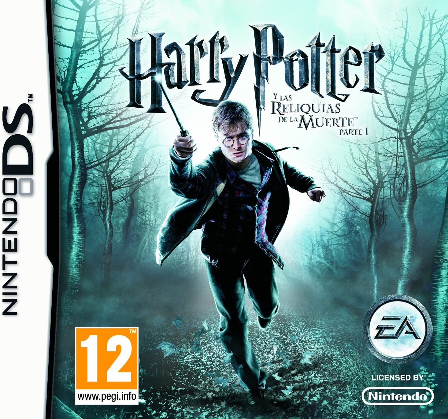 Harry Potter And The Deathly Hallows Part 1 Dual Screen: Amazon.es ...
