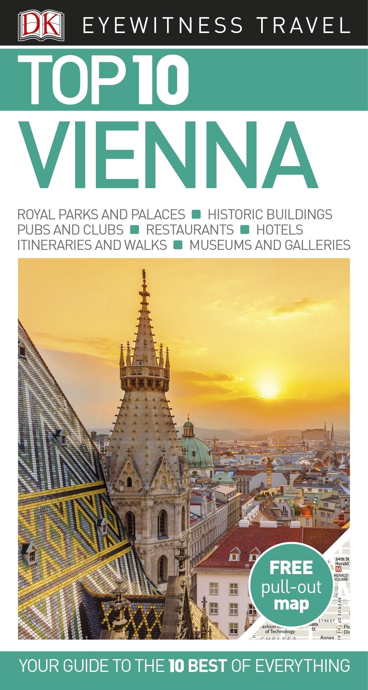 Top 10 Vienna  2019  DK Eyewitness Travel Guide