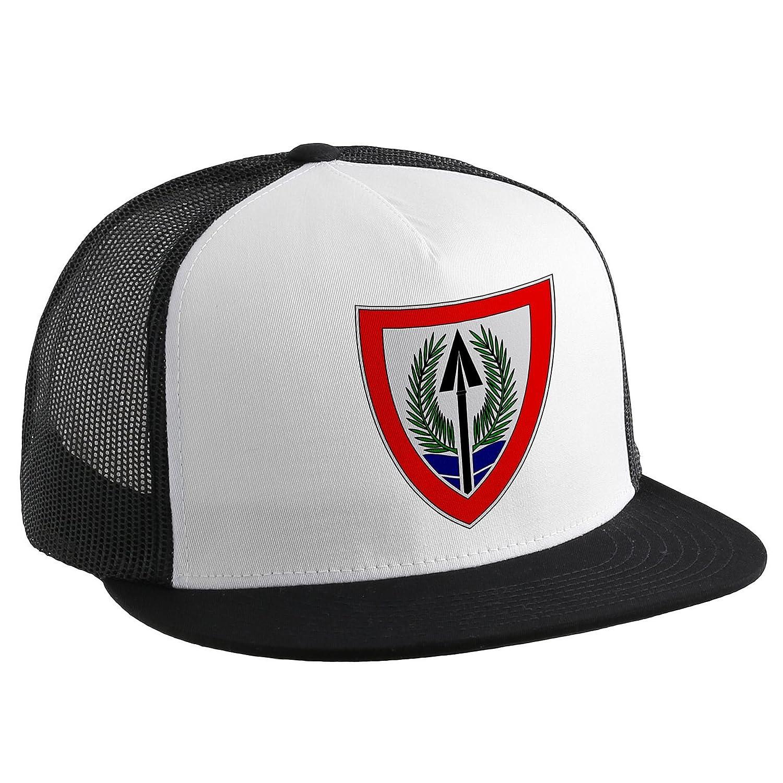 Trucker Hat with多国籍corps-iraq ( mnc-i、独特iNsG   B00V1LH2VC