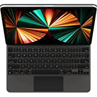 Magic Keyboard for iPad Pro 11-inch (3rd Generation) and iPad Air (4th Generation) - US English - Black