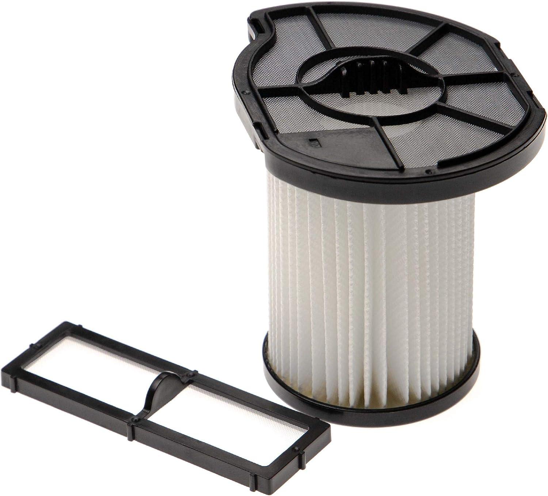 vhbw Set de filtros de aspirador compatible con Dirt Devil ...