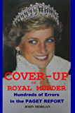 Cover-Up of a Royal Murder: Hundreds of Errors in the Paget Report (English Edition)