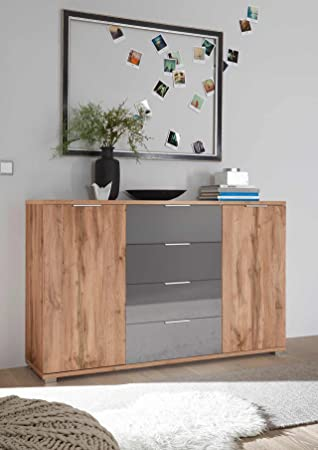Lifestyle4living Kommode Sideboard Highboard Flurkommode