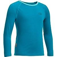 Icebreaker Oasis Camiseta Interior térmica para niño, Color