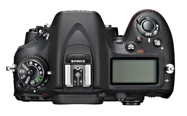 Nikon D7100 Digital SLR Camera Body: Amazon.co.uk: Camera & Photo