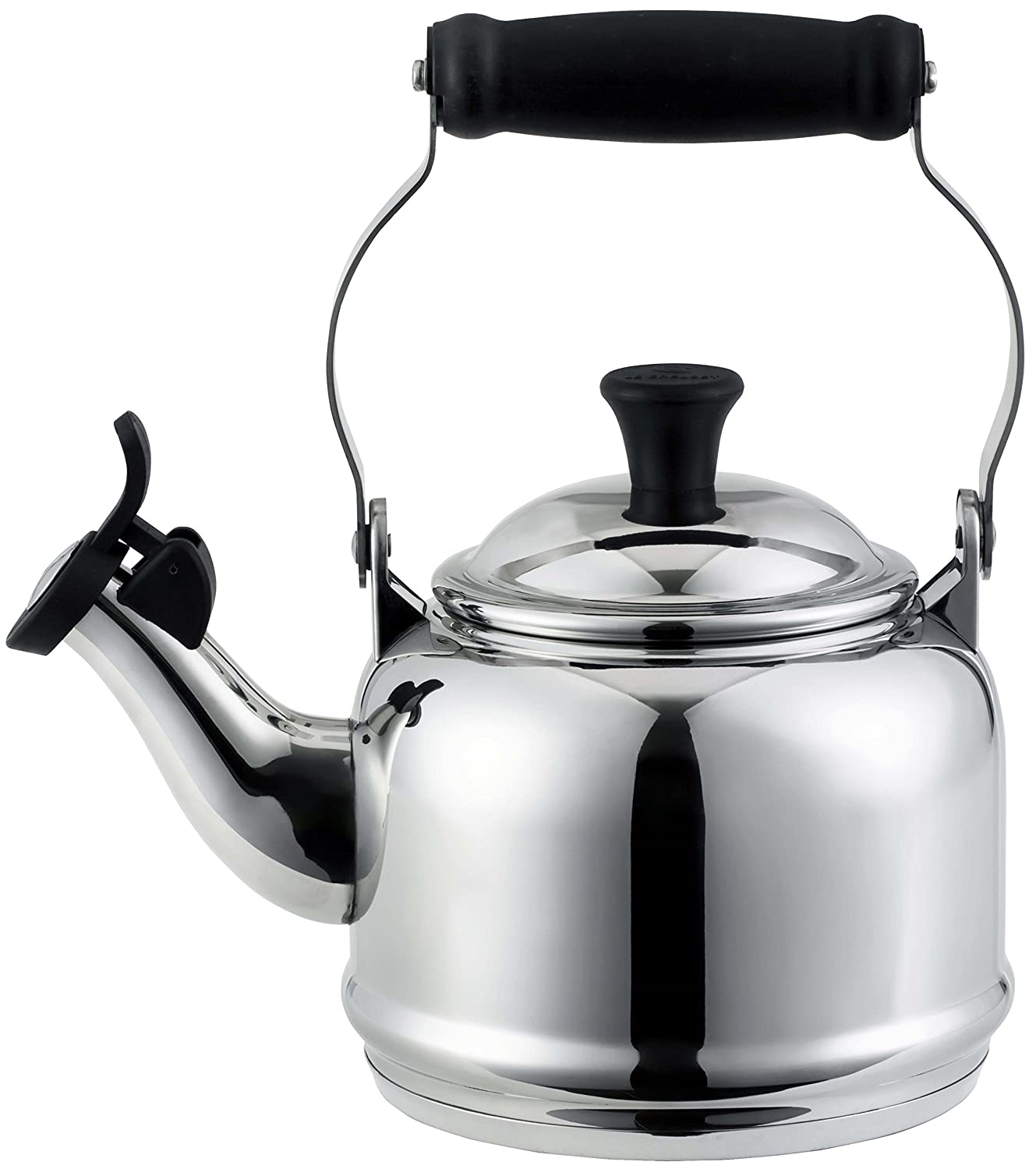 Le Creuset 1.2 Quart Stainless Steel Demi Tea Kettle: Amazon.co.uk ...