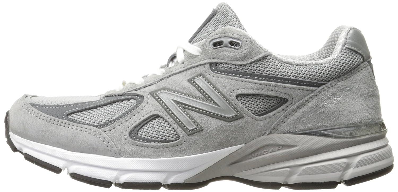 New Balance Women's w990v4 Running Shoe B0163GIXG2 8 2A US|Grey/Castlerock