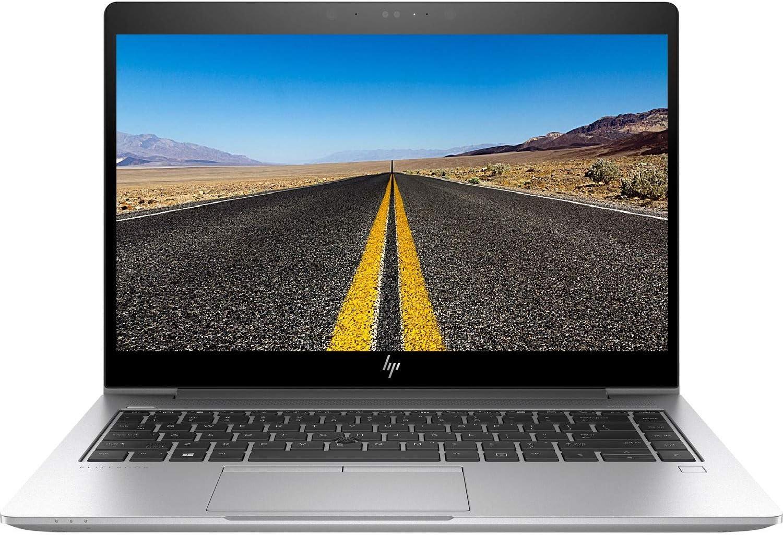 "2019 HP Elitebook 840 G5 14"" Full HD FHD Business Laptop (Intel Quad-Core i7-8550U, 8GB DDR4, 256GB PCIe NVMe M.2 SSD) Fingerprint, Backlit, Thunderbolt, B&O Audio, HDMI, Windows 10 Pro"