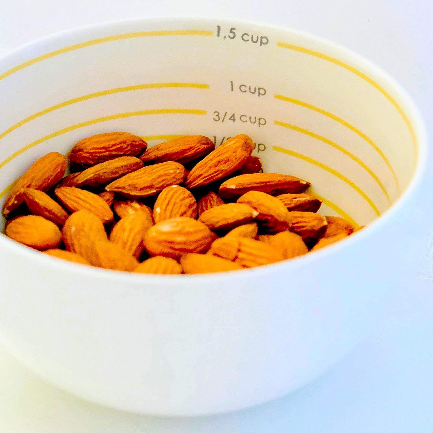 Portion Control Bowl for Soup Cereal & Snacks   Porcelain Bowl for Healthy Eating & Weight Loss (1)