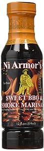Ni Armor's Sweet BBQ Marinade & Dipping Sauce All-purpose Cooking Sauce
