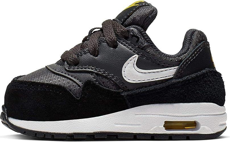 TD Nike Air Max 1 Chaussures pour Nouveau-né Mixte Enfant Baskets ...