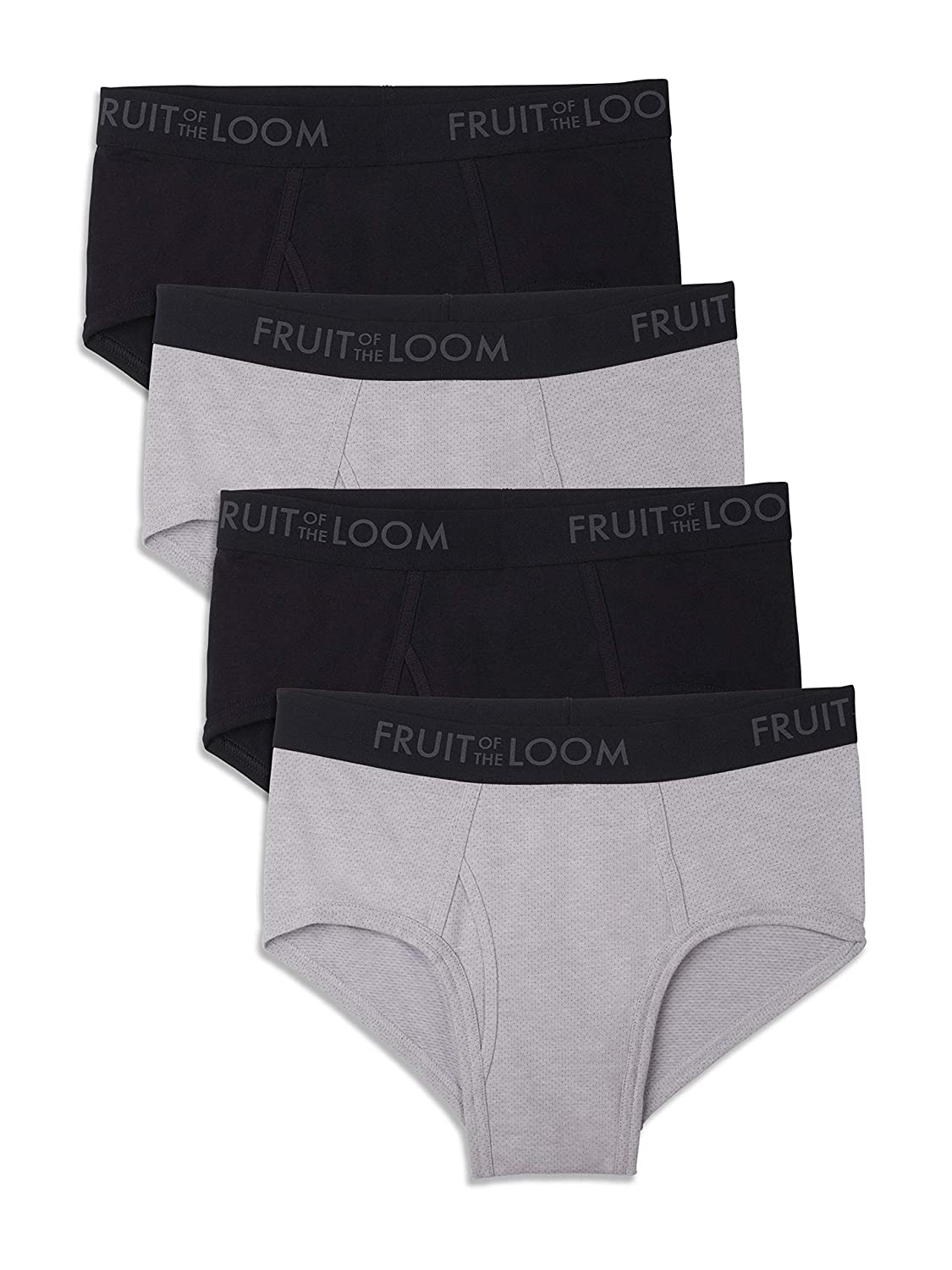 Fruit of the Loom Mens Breathable Underwear