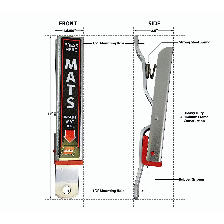 Malco Mat Clamp 810149