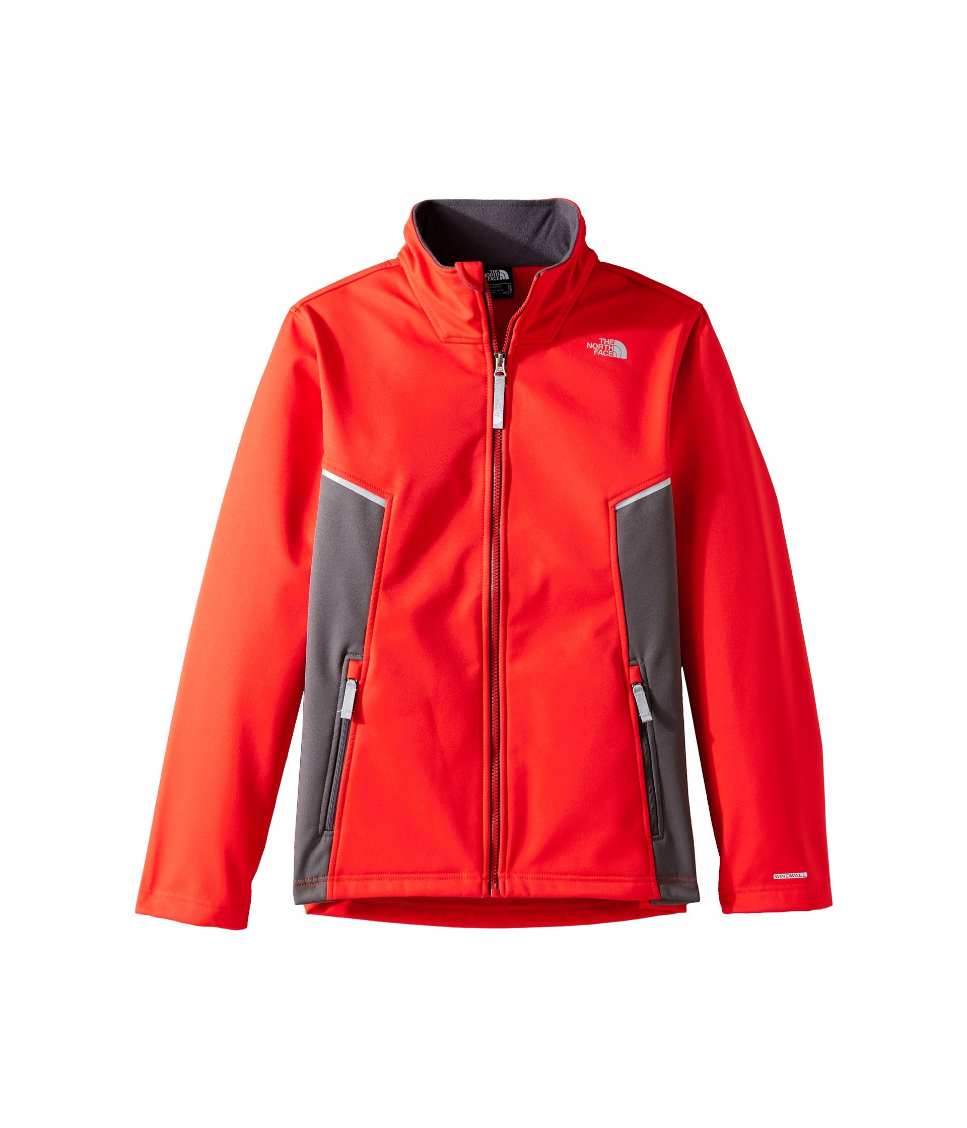 The North Face Kids Boy's Apex Bionic Jacket (Little Kids/Big Kids) High Risk Red (Prior Season) Small